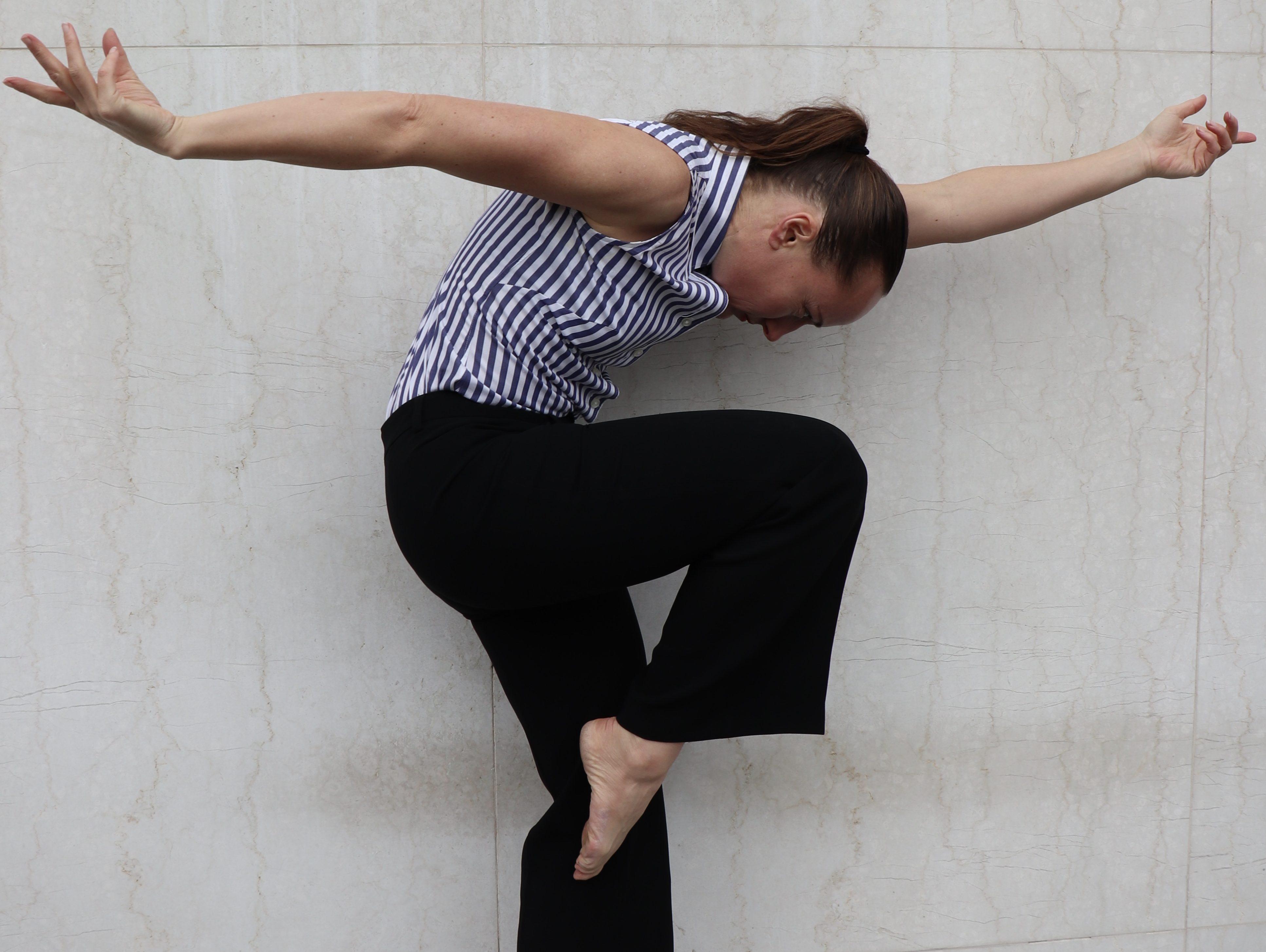 Kristen Lewis, JD. Dance Artist.